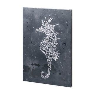 Mercana Sea Horse II (36 x 54) Made to Order Canvas Art