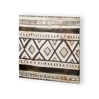 Mercana Tribal Echo III (30 x 30) Made to Order Canvas Art