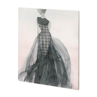 Mercana Tulle and Drapery II (42 x 54) Made to Order Canvas Art