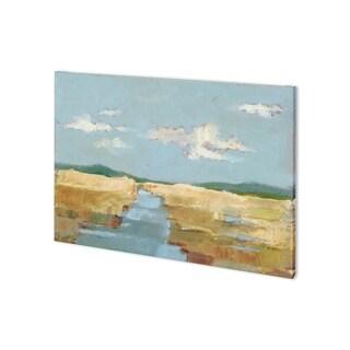 Mercana Summer Wetland II (38 x 28) Made to Order Canvas Art