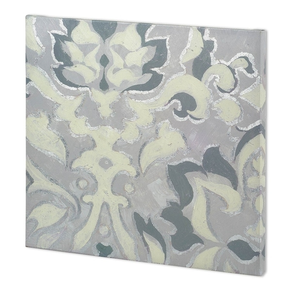 Mercana Pattern Tile I (44 x 44 ) Made to Order Canvas Art