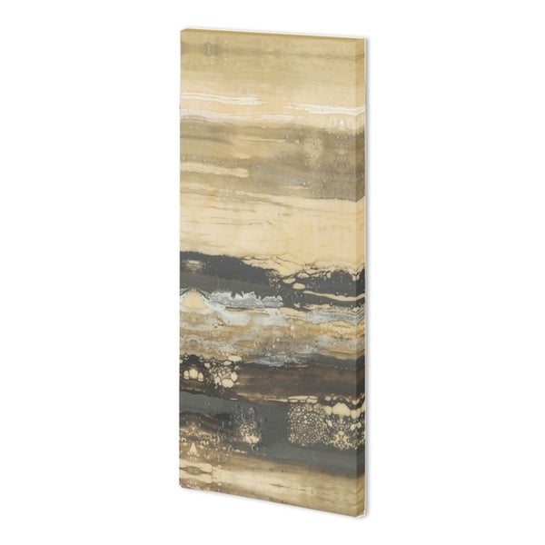 Mercana Terre Umber II (28 x 70 ) Made to Order Canvas Art