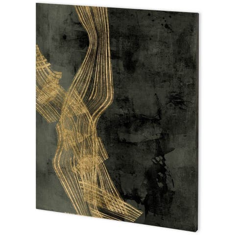 Mercana Woven Matrix II (44 x 59) Made to Order Canvas Art