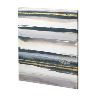 Mercana Gilded Gray IV (40 x 50) Made to Order Canvas Art