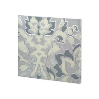 Mercana Pattern Tile I (30 x 30 ) Made to Order Canvas Art