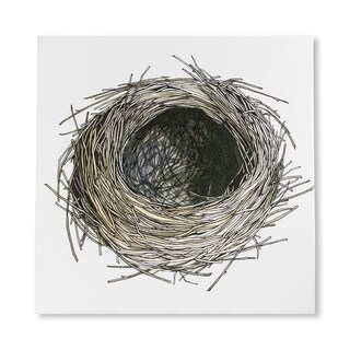 Mercana Forest Nest(30 X 30) Made to Order Canvas Art