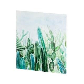 Mercana Succulentus (30 x 30) Made to Order Canvas Art