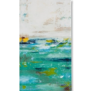 Mercana Topaz Mire I (MC) (34 X 60) Made to Order Canvas Art
