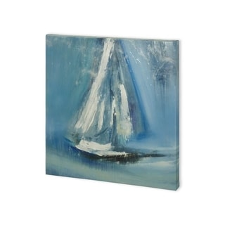 Mercana Away We Go II (44 x 44) Made to Order Canvas Art