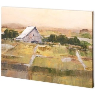 Mercana Rural Sunset II (58 x 44) Made to Order Canvas Art