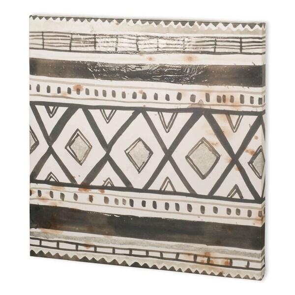 Mercana Tribal Echo III (41 x 41) Made to Order Canvas Art