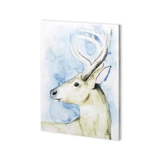 Mercana Wandering Stag I (30 x 41) Made to Order Canvas Art