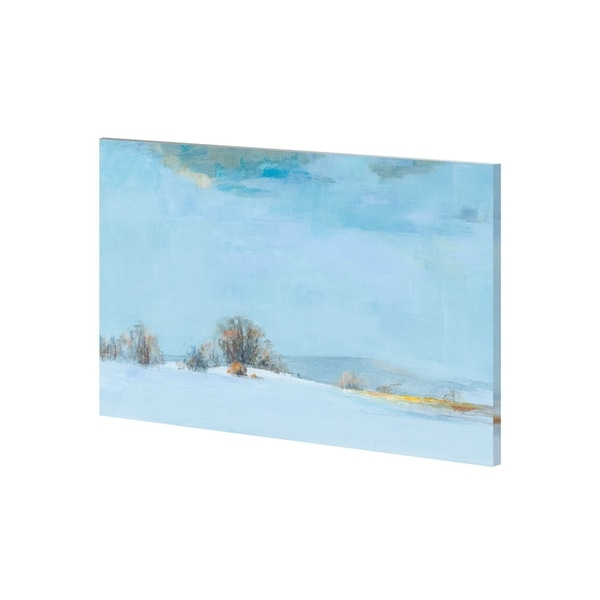 Mercana FIRST SNOW (41 x 30) Made to Order Canvas Art