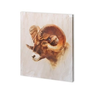 Mercana Western American Animal Study I (30 x 75) Made to Order Canvas Art