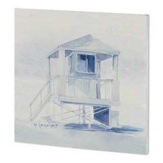 Mercana On Beach I (44 x 44 ) Made to Order Canvas Art