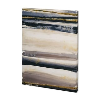 Mercana Gilded Gray III (40 x 50) Made to Order Canvas Art