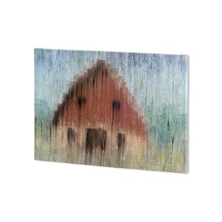 Mercana Barn House II (38 x 27 ) Made to Order Canvas Art