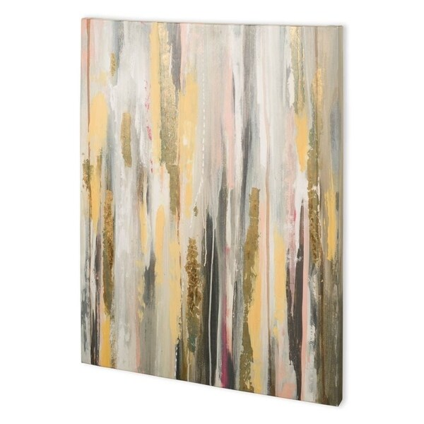 Mercana Color Ripple I (44 x 58) Made to Order Canvas Art
