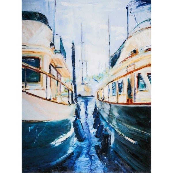 Mercana Grand Banks (35 X 46) Made to Order Canvas Art