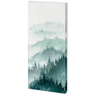 Mercana Waves of Tree II (30 x 60) Made to Order Canvas Art