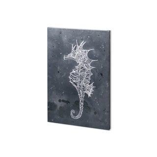 Mercana Sea Horse II (25 x 38) Made to Order Canvas Art