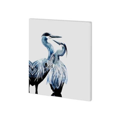 Mercana Coastal Dance (28 x 35 ) Made to Order Canvas Art