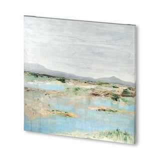 Mercana Coastal  View 8(30 X 30) Made to Order Canvas Art