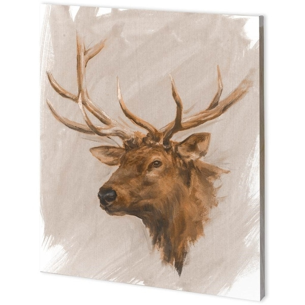 Mercana Western American Animal Study IV (44 x 75) Made to Order Canvas Art