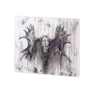 Mercana Skull I (40 x 30 ) Made to Order Canvas Art