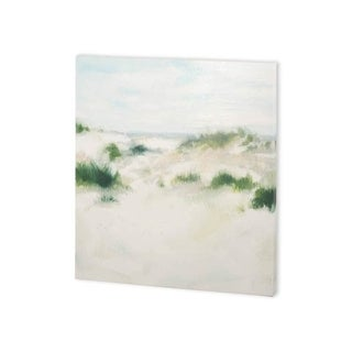 Mercana White Sands I (30 x 30) Made to Order Canvas Art