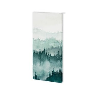 Mercana Waves of Tree I (24 x 48) Made to Order Canvas Art