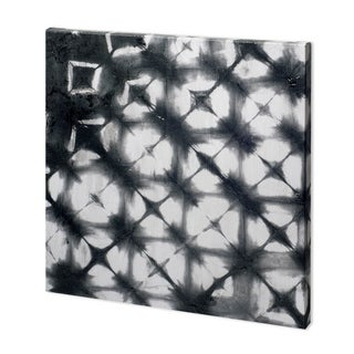 Link to Mercana Graphic Shibori I (44 x 44) Made to Order Canvas Art Similar Items in Specialty Material Art