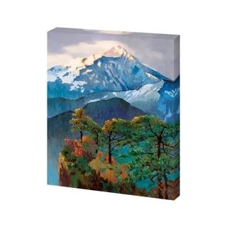 Mercana Eagle Tree (32 x 41) Made to Order Canvas Art