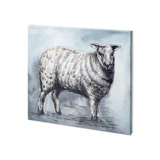 Mercana Farm Livestock IV (33 x 30) Made to Order Canvas Art
