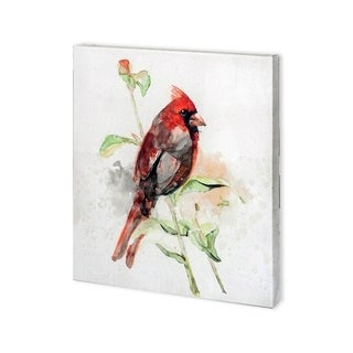 Mercana Cardinal I (27 x 30) Made to Order Canvas Art