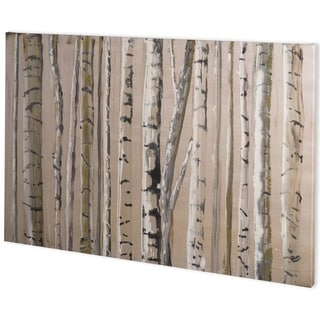 Mercana West Coast Birch 1 (65 x 44) Made to Order Canvas Art