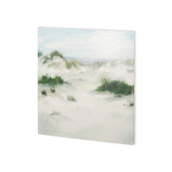 Mercana White Sands II (30 x 30) Made to Order Canvas Art