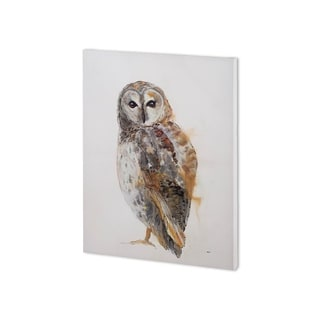 Mercana Owl I (30 x 40 ) Made to Order Canvas Art