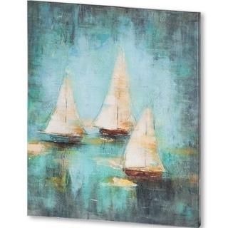 Mercana Sail Away 1 (41 X 51) Made to Order Canvas Art