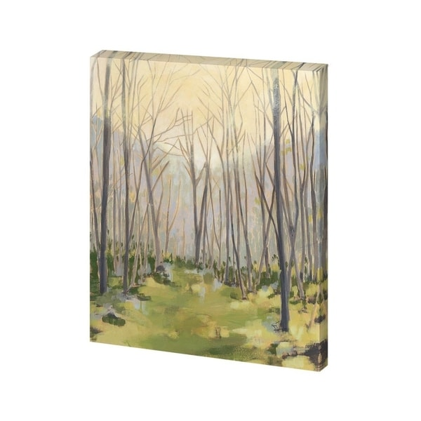 Mercana Delicate Forest II (30 x 40) Made to Order Canvas Art
