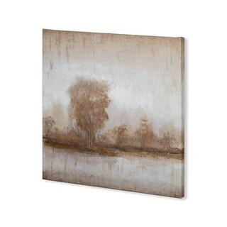 Mercana Dreamy Shore II (30 x 30) Made to Order Canvas Art