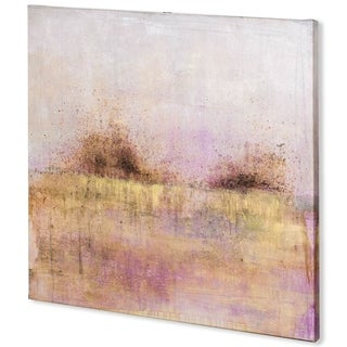 Mercana Granulated Amethyst (41 x 41) Made to Order Canvas Art