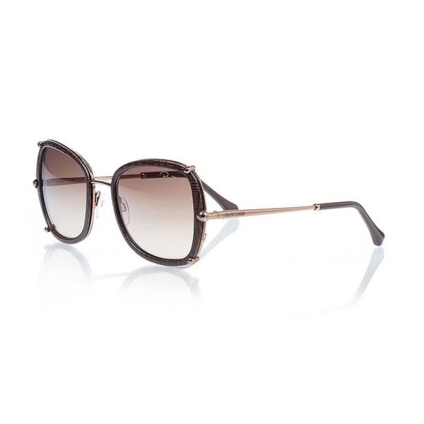 19c8866ef085 Shop Roberto Cavalli RC1028 Women Sunglasses - On Sale - Free ...