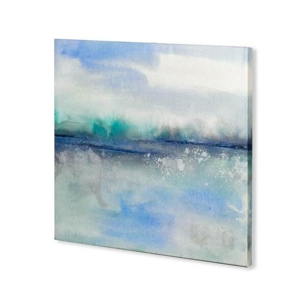 Mercana Feeling Teal II (30 x 30) Made to Order Canvas Art