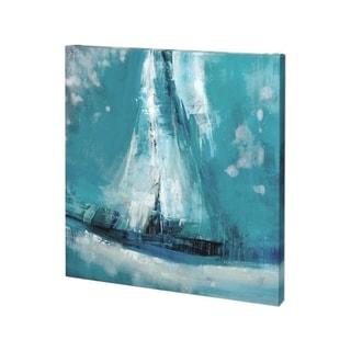 Mercana Away We Go I (30 x 30) Made to Order Canvas Art