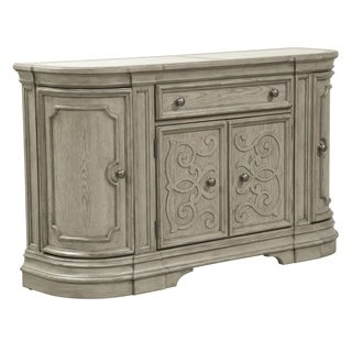 Grand Estates Grey Taupe Buffet