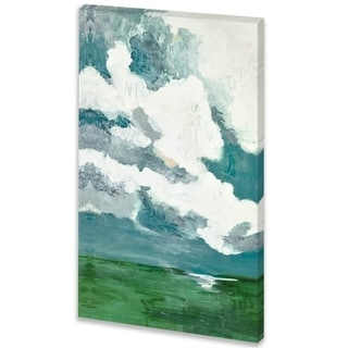 Mercana Midnoon Countrysides 2 (29 x 54) Made to Order Canvas Art