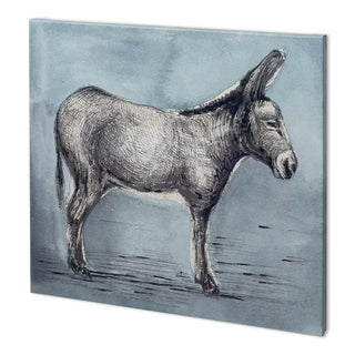Mercana Farm Livestock I (49 x 44) Made to Order Canvas Art