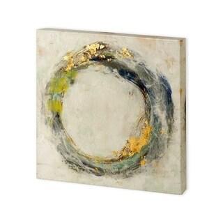 Mercana Embellished Fluid Orbit II (30 x 30) Made to Order Canvas Art