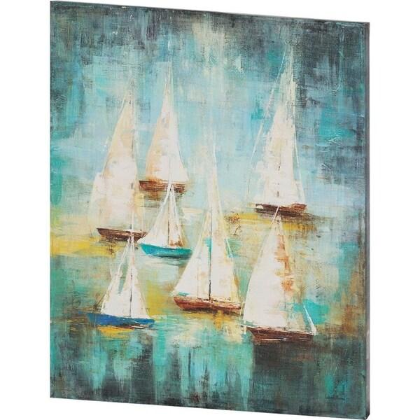 Mercana Sail Away 2 (41 X 51) Made to Order Canvas Art